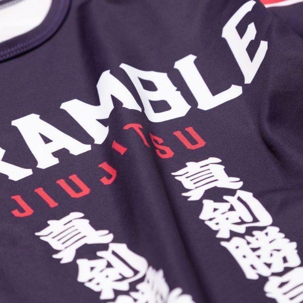 Scramble Rashguard Buke Hikeshi 3