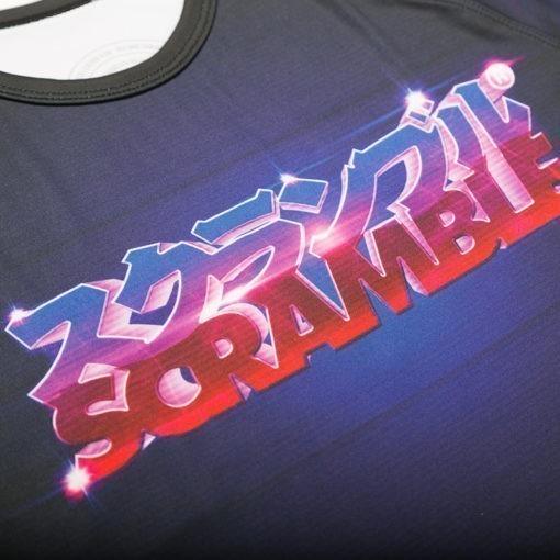 Scramble Rashguard Lazertronic 4