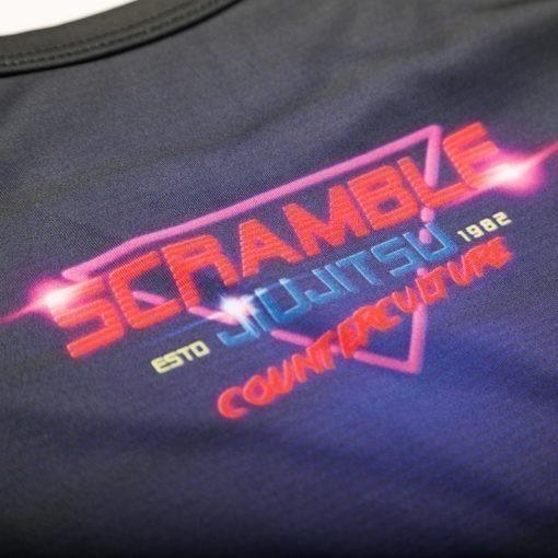 Scramble Rashguard Lazertronic 5