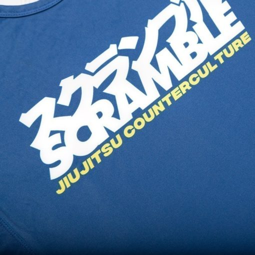 Scramble Rashguard Roundel 4