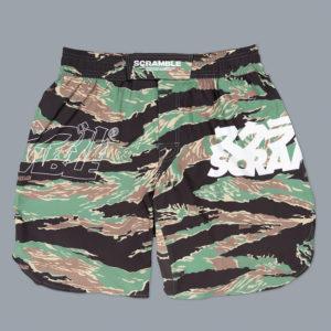 Scramble Shorts Base Tigher Camo 1