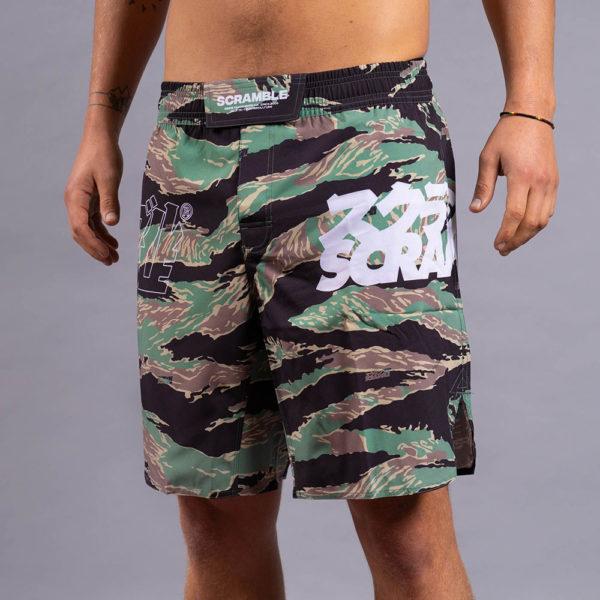 Scramble Shorts Base Tigher Camo 2