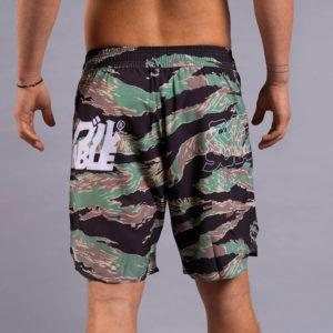 Scramble Shorts Base Tigher Camo 3