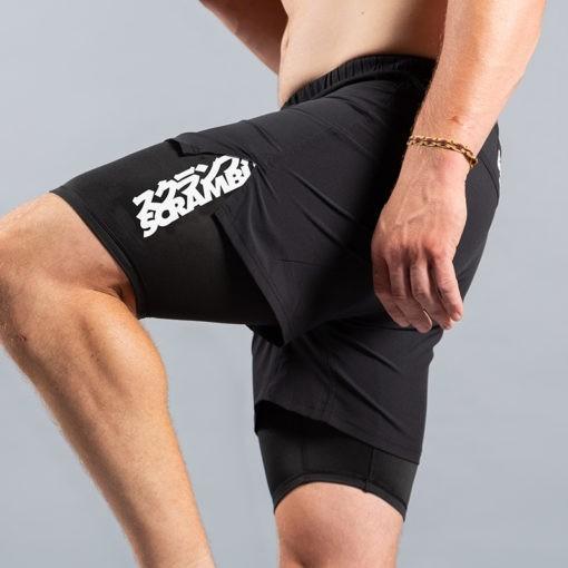 Scramble Shorts Combination 4