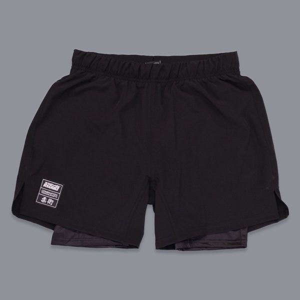 Scramble Shorts Combination svart 1