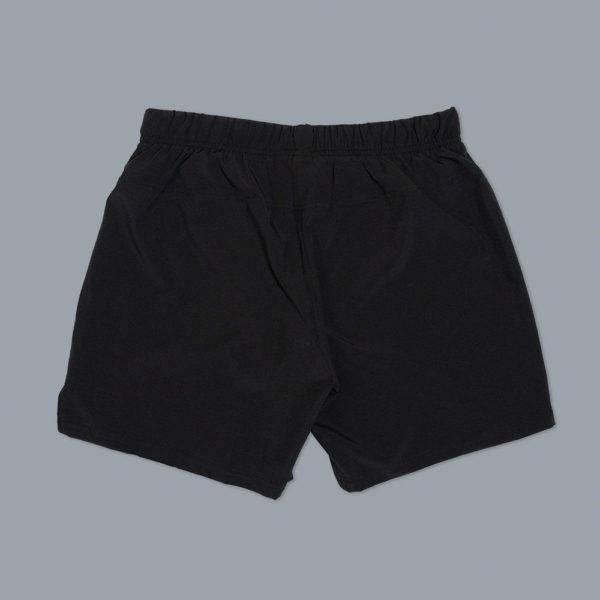 Scramble Shorts Combination svart tiger camo 2