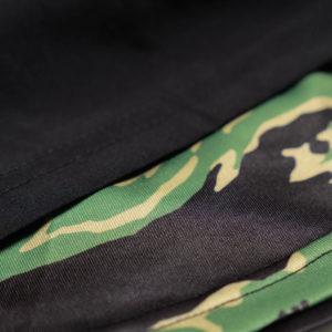 Scramble Shorts Combination svart tiger camo 4