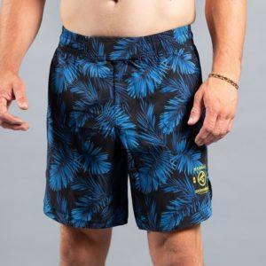 Scramble Shorts Indigo Camo 2