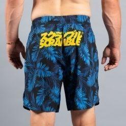 Scramble Shorts Indigo Camo 3