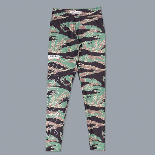 Scramble Spats Base Tigher Camo 1
