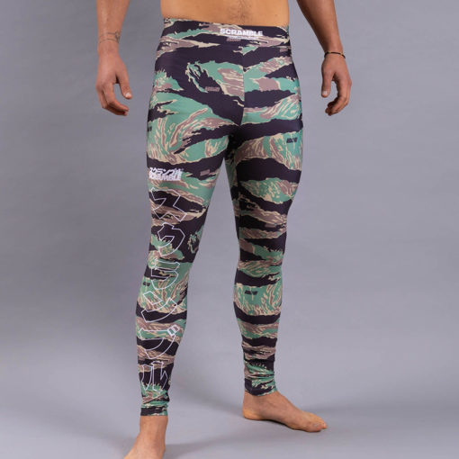 Scramble Spats Base Tigher Camo 2