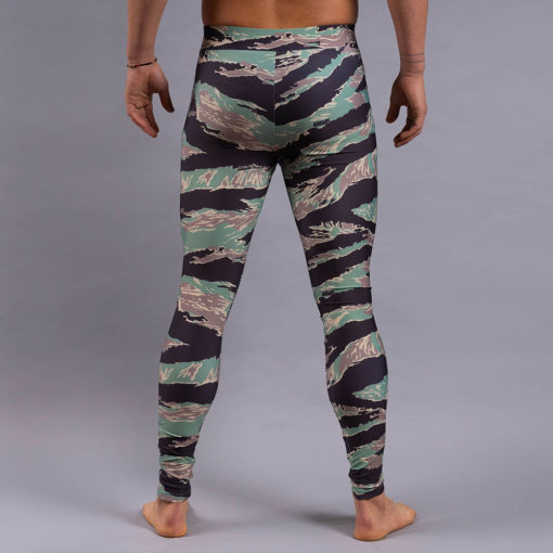 Scramble Spats Base Tigher Camo 4