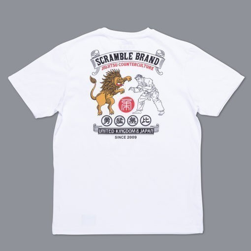 Scramble T shirt Unbeatable 1