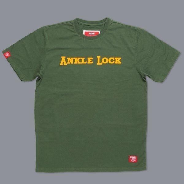 Scramble T shirt World Jiu Jitsu London 4