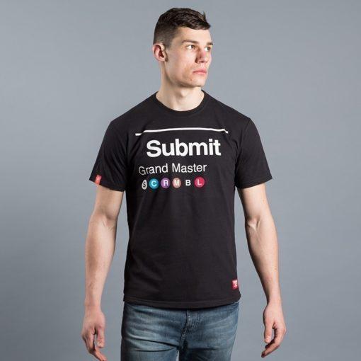 Scramble T shirt World Jiu Jitsu NYC 3
