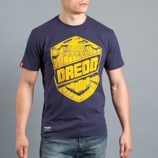 Scramble X Judge Dredd T Shirt 15
