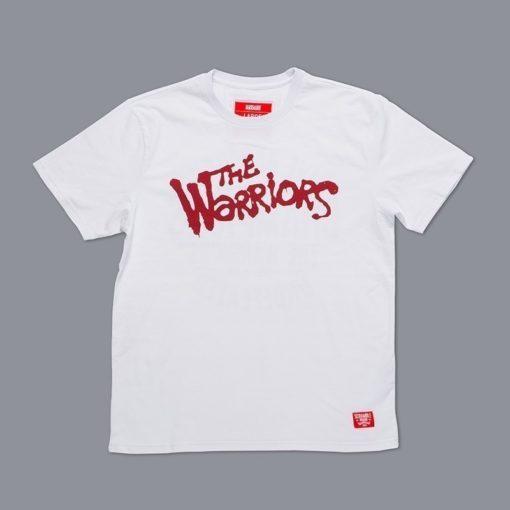 Scramble X The Warriors Five Boroughs T Shirt 1