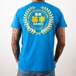 Scramble essentials blue tshirt 2