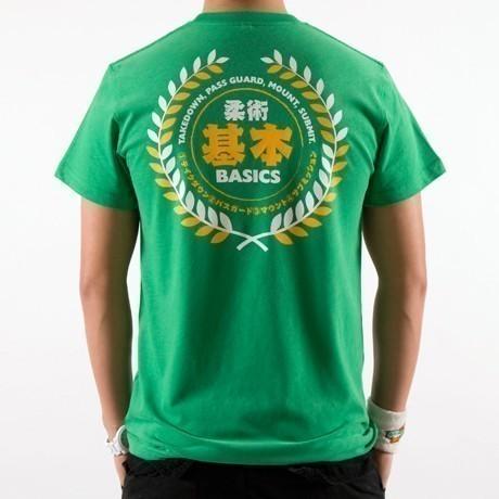 Scramble-essentials-green-tshirt-2