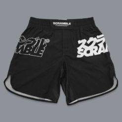 Scramble shorts core svart 1