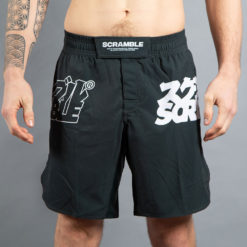 Scramble shorts core svart 2