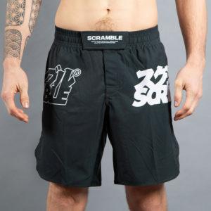 Scramble shorts core svart 2