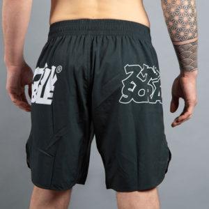Scramble shorts core svart 3