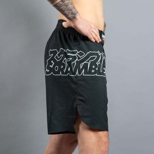 Scramble shorts core svart 4