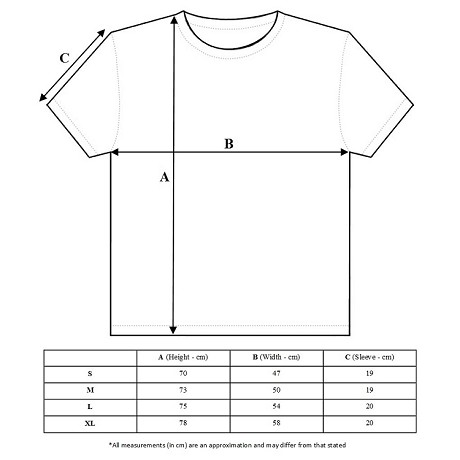 Scramble-tshirt-size