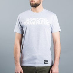 Scramble x 100 Athletic T shirt gra 2