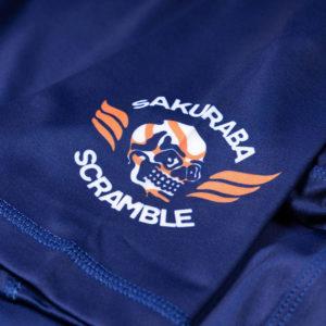 Scramble x Sakuraba Rashguard 8