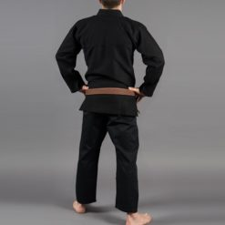 Scramble_BJJ_Gi_Standard_Issue_Semi_Custom_svart_2