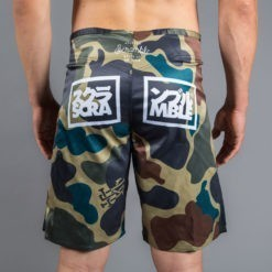 Scramble Shorts No Mind Camo 2