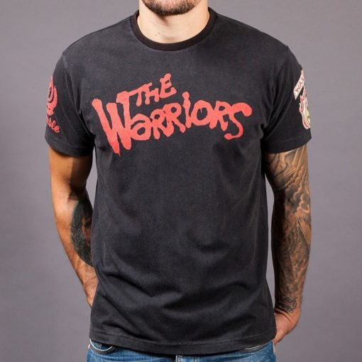 Scramble T shirt The Warriors 1