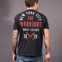 Scramble T shirt The Warriors 2