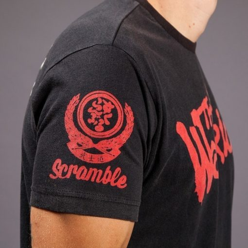 Scramble T shirt The Warriors 4