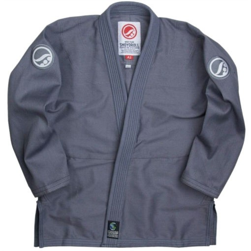 Shoyoroll BJJ Gi batch 57 grey 1
