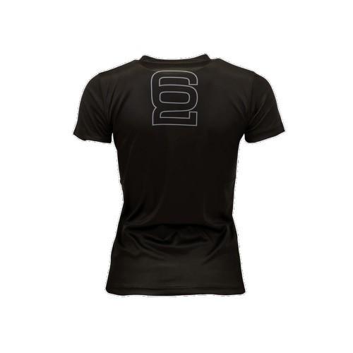 Six Duece Fitness Dri Fit V neck Shirt pink 2