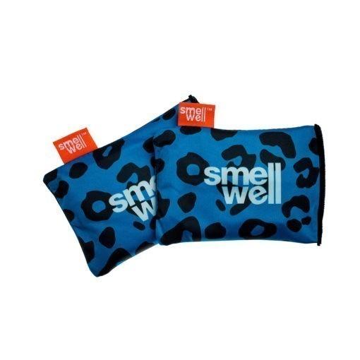 SmellWell Blue Leopard 2