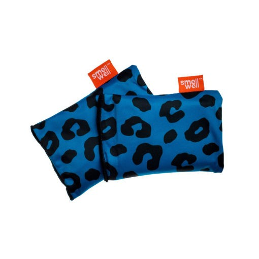 SmellWell Blue Leopard 4