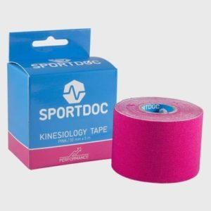 Sportdoc Kinesiotejp rosa