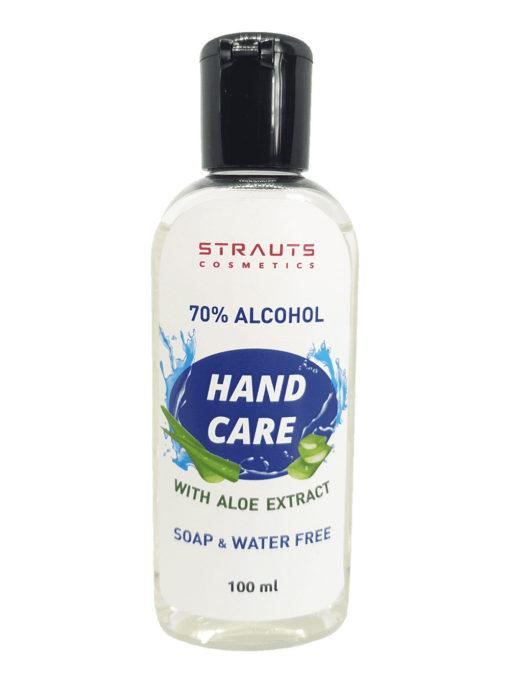 Strauts Handdesinfektion 100ml