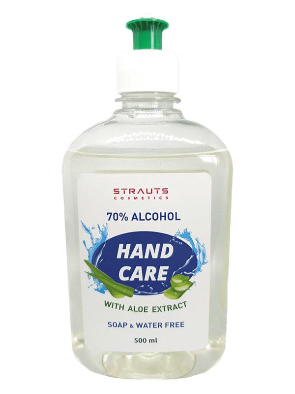 Strauts Handdesinfektion 500ml