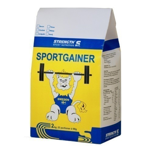 Strength Sport Nutrition Sport Gainer 2kg