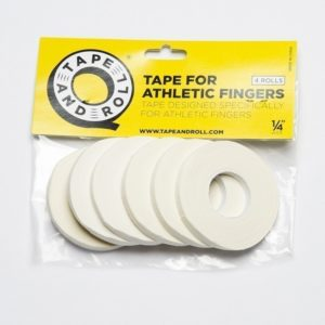 Tape And Roll vit tejp 1 4 6 pack