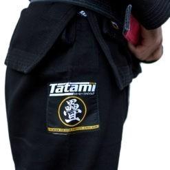 Tatami BJJ GI Absolute svart 4