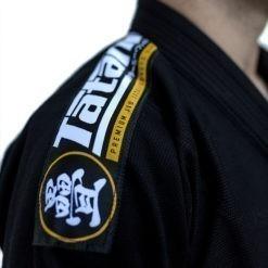Tatami BJJ GI Absolute svart 5