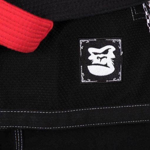 Tatami BJJ Gi Chess Gorilla Limited Edition 4