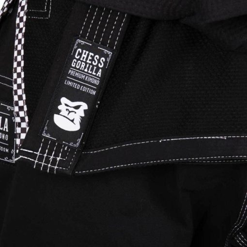 Tatami BJJ Gi Chess Gorilla Limited Edition 5