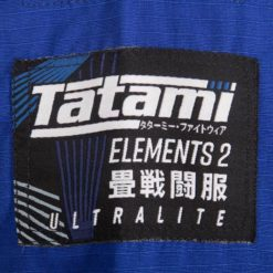 Tatami BJJ Gi Elements Ultralite 2.0 bla 10